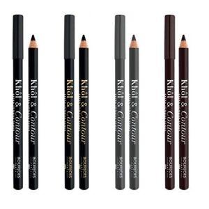 Neuf-Bourjois-Khol-amp-Contour-Crayon-pour-les-Yeux-Extra-Long-Wear-Mate-Finition