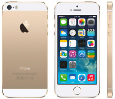 (NEW SEALED) Apple iPhone 5s - 16GB - Gold - Boost Mobile