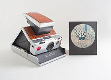 Vintage refurbished 1973 Polaroid SX-70 Land camera Film & Flash tested Perfect.