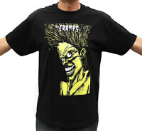 Cramps Rock Band Graphic T-shirts