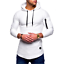 New-Men-039-s-Slim-Fit-Hoodie-Long-Sleeve-Muscle-Tee-T-shirt-Casual-Tops-Blouse thumbnail 6