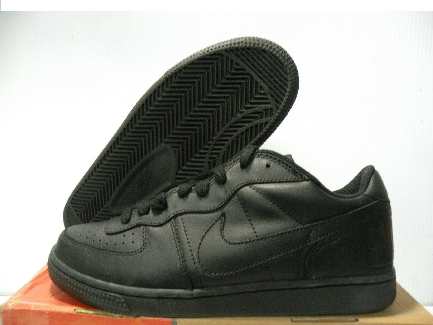 The most popular shoes for men and women NIKE TERMINATOR LOW SNEAKERS MEN SHOES BLACK 309436-001 SIZE 10 NEW