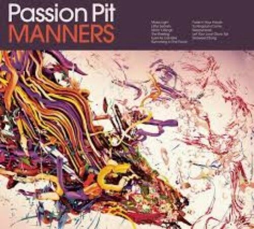 Passion Pit - Manners [New & Sealed] CD
