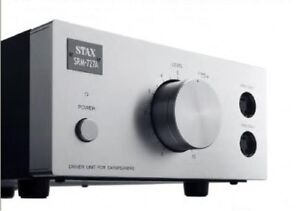 STAX-Driver-Unit-SRM-727A-AC100V-EMS-w-Tracking-NEW