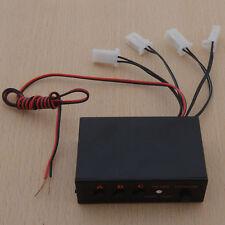 1PCS LED Strobe Flash Light Emergency Flasher Flashing Controller Box 12V 4 Ways