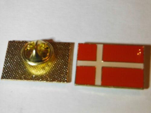 Flag Enamel National Pin Badge Denmark England France Germany Ireland Italy USA+