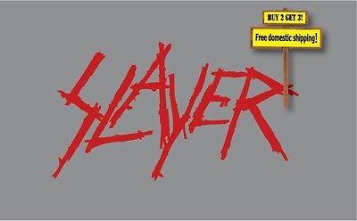 NOT man Anthrax Thrash Metal Custom Vinyl decal Metallica Slayer Megadeth rock