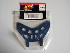 XTM Racing Parts - Shock Tower (Blue), Mam - Model # 149340 - Box 2