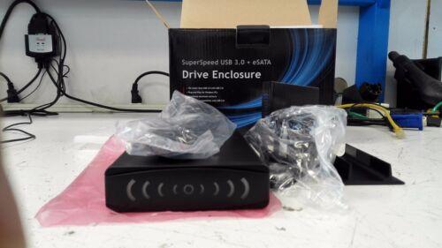 "USB 3.0 3.5/"" HARD DRIVE ENCLOSURE Lot of 10"