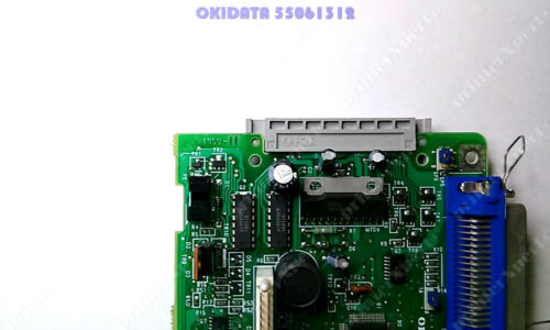 OKIDATA 184T ML184 Turbo Main INDU 11 Pcb IBM Emulation 55061312  w// Warranty