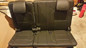 3rd row seat for a 2015 tahoe ebay. Black Bedroom Furniture Sets. Home Design Ideas