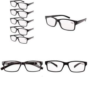 2e996cdc24a Image is loading Eyekepper-5-Pack-Spring-Hinges-Vintage-Reading-Glasses-