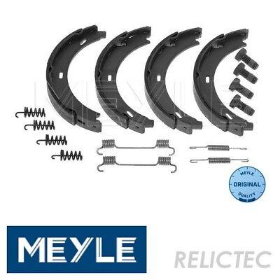 Rear Axle Parking Brake Shoe Set Fits MERCEDES Vaneo W203 S203 CL203 2000-2011