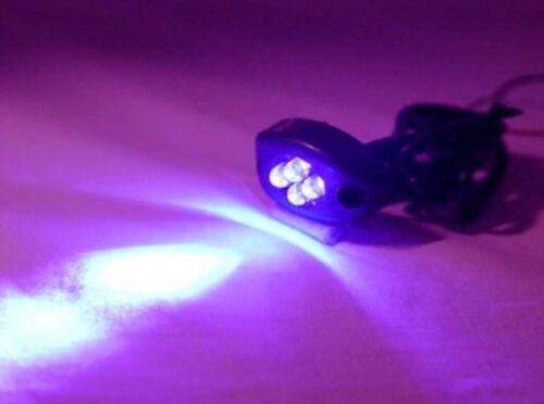Custom Motorcycle Car Boat DIY oval shape {LED} Turn Signals Any Color Pod