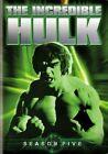 The Incredible Hulk Season 5 2 Disc DVD