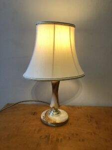 Onyx table lamp Marble,alabaster | eBay