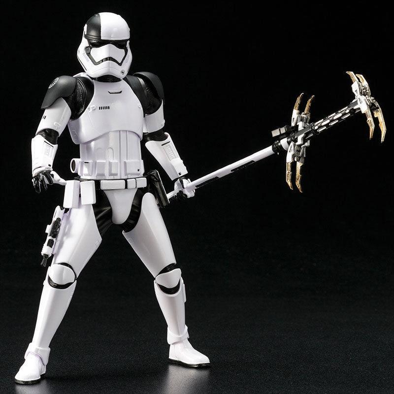 Artfx star wars letzte jedi um stormtrooper henker 1   10 kotobukiya