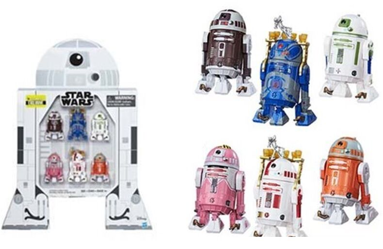 Star Wars Exclusive Rogue One - A Star Wars Story Droid Set.