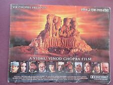 PressBook bollywood  promotional Song book 1942: A Love Story (1994)