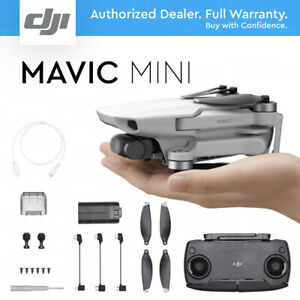 DJI Mavic Mini Drone 12MP 2.7K Hd камера кардан FCC модель MT1SS5 5.725-5.850 ГГц