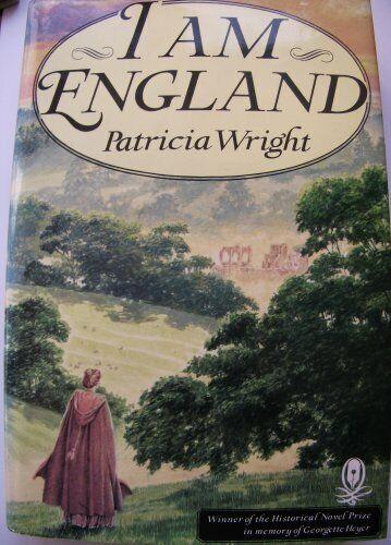 I am England,Patricia Wright- 9780370310831