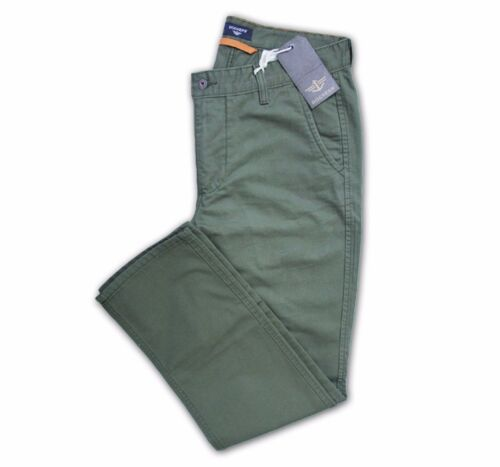 Dockers slim dritto a sigaretta MEN/'S PANTALONE CHINOS Regalo
