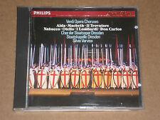 GIUSEPPE VERDI OPERA CHORUSES - CD COME NUOVO (MINT)