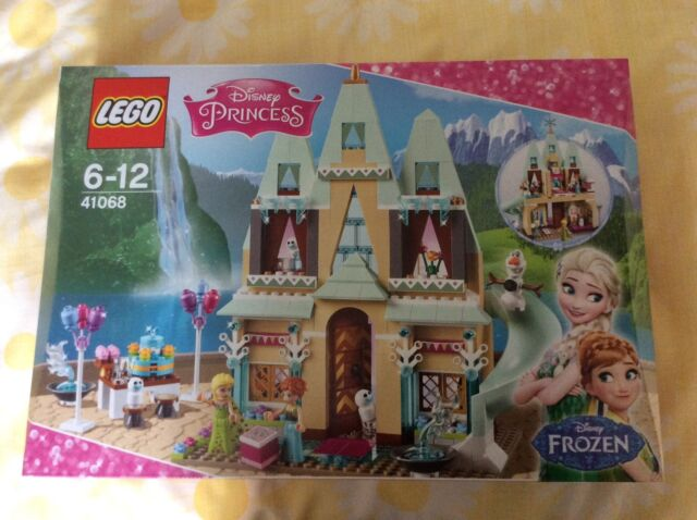 Lego Disney Princess Arendelle Castle Celebration 41068 For Sale Online Ebay