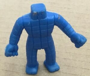 80-039-s-M-U-S-C-L-E-Men-Kinnikuman-Blue-Color-2-034-Tile-Man-Figure-038-Mattel