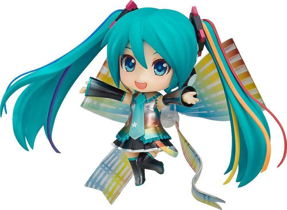 Nendoroid Character Vocal Series 01 Hatsune Miku 10th Anniversary Ver. Figure
