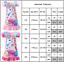 Kids-Girl-Unicorn-Nightdress-Sleepwear-Pajamas-Nightwear-Nightgown-T-shirt-Dress thumbnail 2