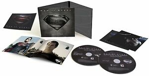 ZIMMER-Hans-2-CD-Man-Of-Steel-Limited-Deluxe-Edition-Digipak-EUROPE