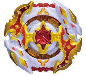 Beyblade Burst CHO-Z Royal King Spurigun 10 Jl corocoro Limited New parts Ver
