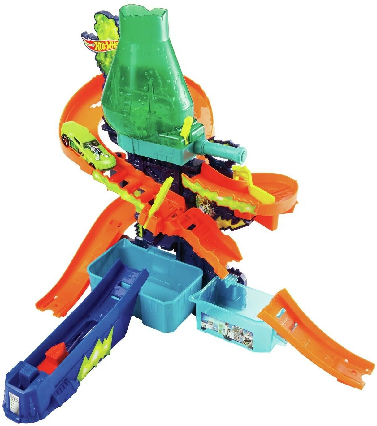 Wheels COLOUR SHIFTERS Colour Splash Science Lab Playset