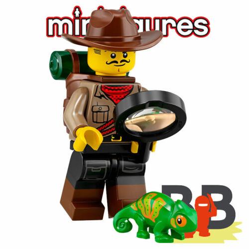 Wildlife Explorer LEGO® Minifigures 71025 Serie 19 No 07