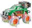 Dinosaurio-Hauler-Monster-Truck-Con-Jaula-luz-y-musica-Jurassic-Off-Road-Coche-de-juguete miniatura 1