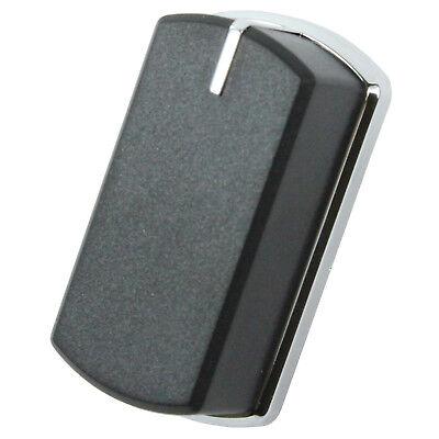 4 x switch bouton pour belling 444440165 444449563 plaque four noir argent 083240900