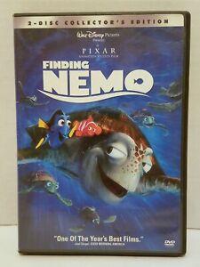 Finding-Nemo-2-Discos-Collector-039-s-Edition-DVD-Walt-Disney-Pixar-Dory