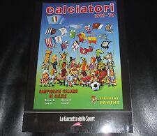 La Raccolta Completa Degli Album Panini 1978 1979 Gazzetta Dello Sport Figurine