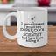 Funny-Science-teacher-student-professor-coffee-mug-gift-Super-cool-scientist miniature 2