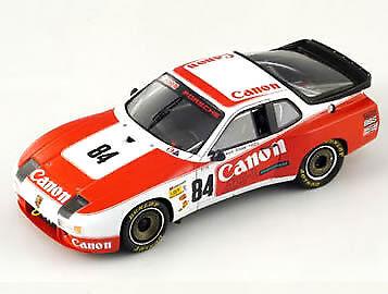 Spark 1/43 Porsche 924 GTR Le Mans 1982 #84 from Japan