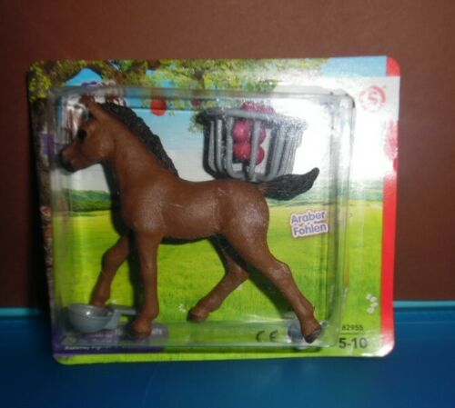 SCHLEICH Horse Club arabi puledri mele raufe della garza NUOVO /& IN BLISTER