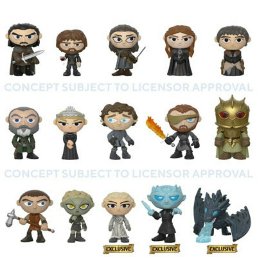 Funko Mystery Mystery Mystery Minis Complete Set Exclusives Free Shipping ddba79