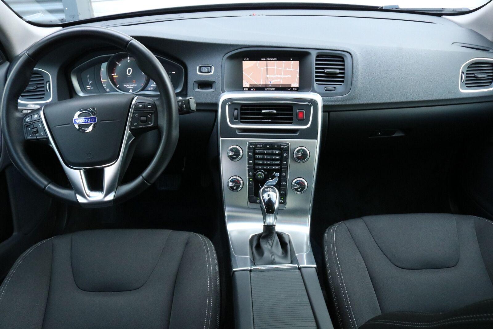 Volvo S60 D4 190 Momentum aut.