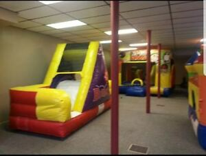 Used Commercial Inflatable Bounce House Ebay