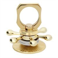 Fidget Hand Spinner With Mobile Phone Ring Bracket Holder Zoto High Speed Pho... on Sale