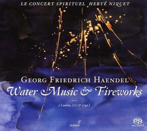 Herv Niquet - Water Music & Fireworks [New SACD]
