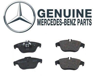 Pads NEW C300 Mercedes W204 C-Class Genuine Rear Brake Pad Set