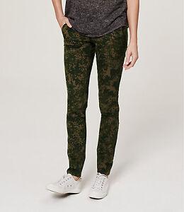 Odzież damska Ann Taylor LOFT Tailored Twill Skinny Pants in Marisa Fit Various Colors Sizes
